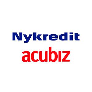 acubiz nykredit coorporation app