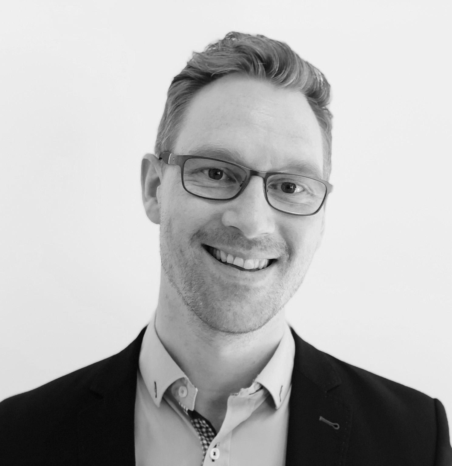 Jimmi Overgaard Sales Manager Acubiz