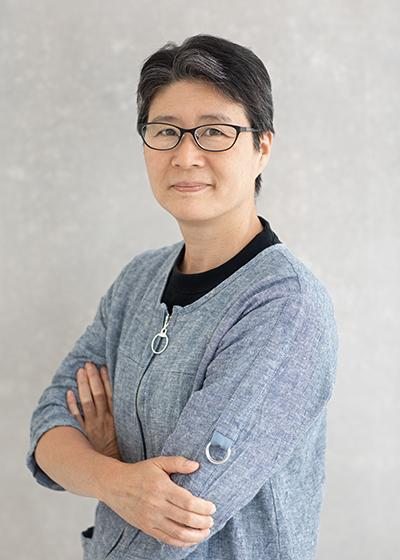 Medarbejderportræt af Naoko Takakura fra Acubiz