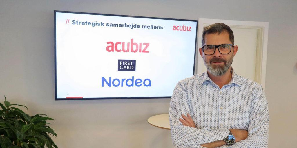 Lars de Nully, CEO and Founder at Acubiz