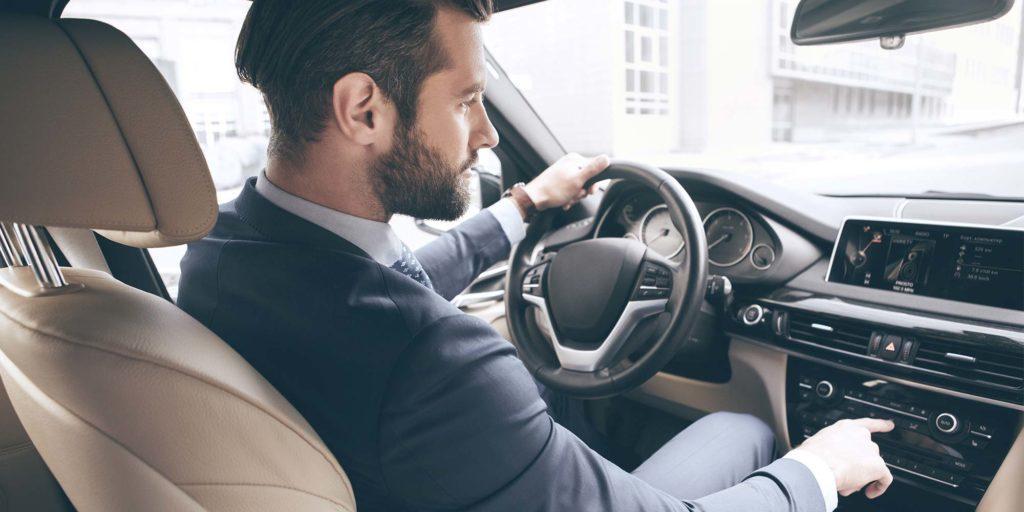 Driving salesman
