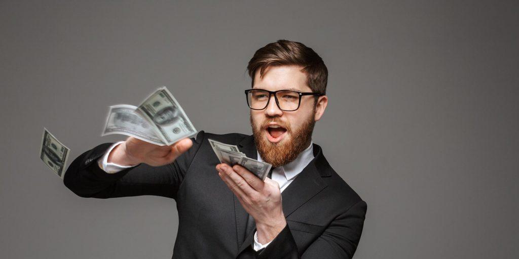 Udgifter i en virksomhed