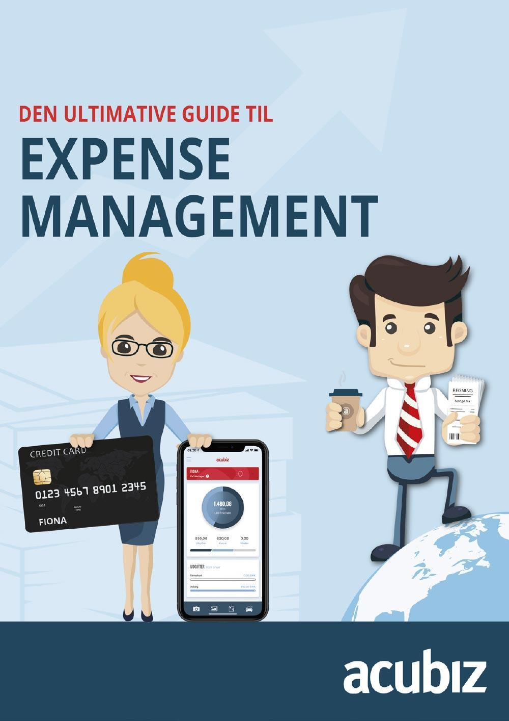 The ultimative guide to: Expense Management