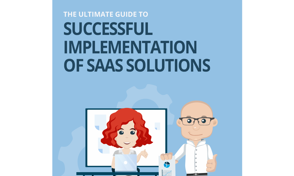Featured: Ebook: Successful implementation of SaaS