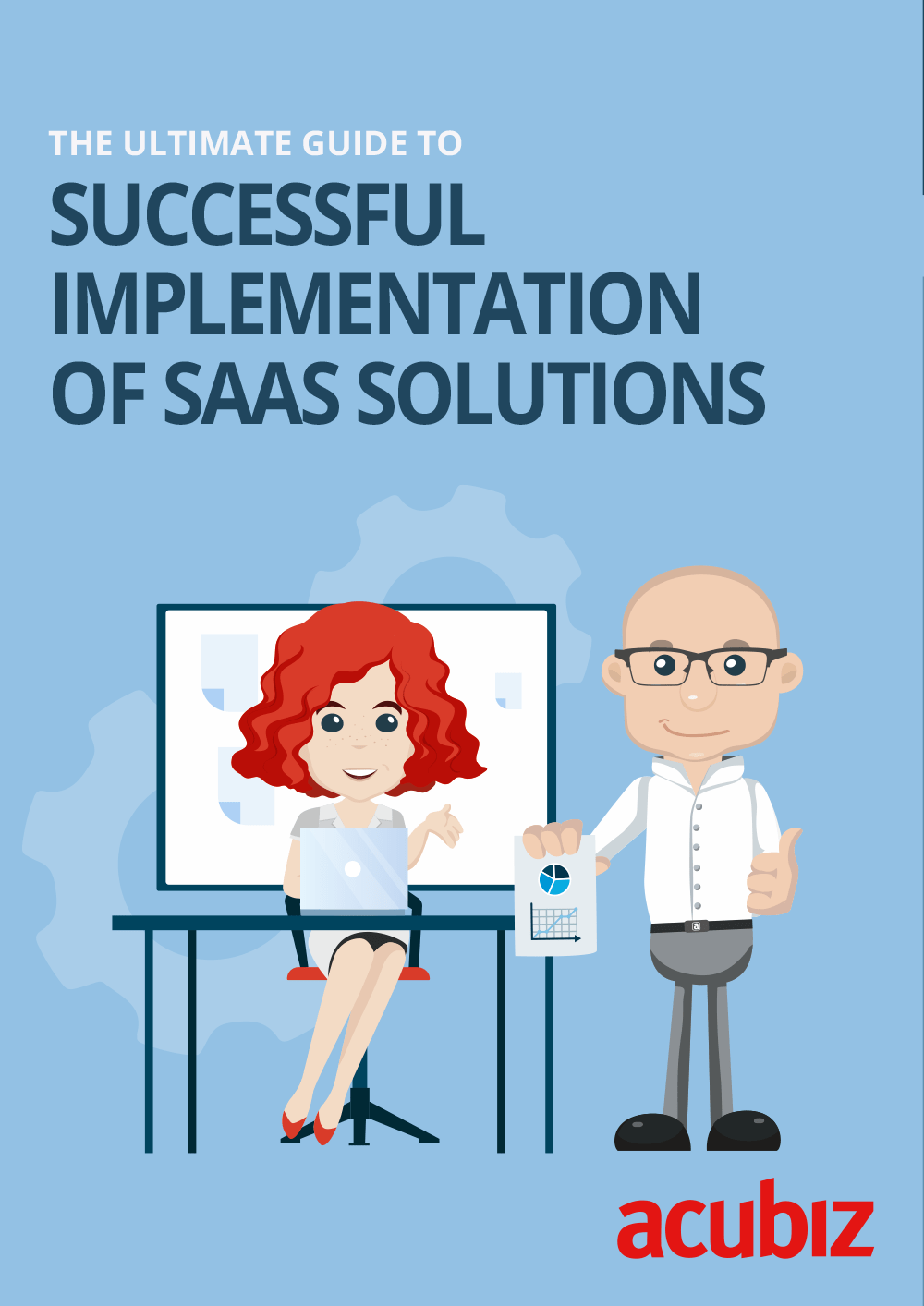 Cover: Ebook: Successful implementation of SaaS