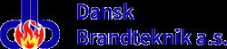 Logo: Dansk Brandteknik