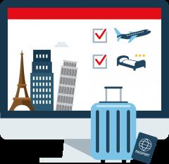 Service illustration: Travel Account Plus